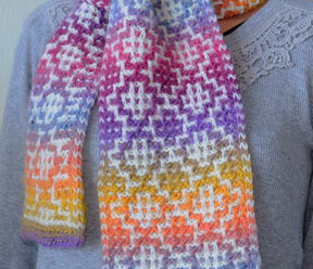 Isn't That Pretty! Slip Stitch or Mosaic Knitting – Learn A New Technique – 15 free patterns