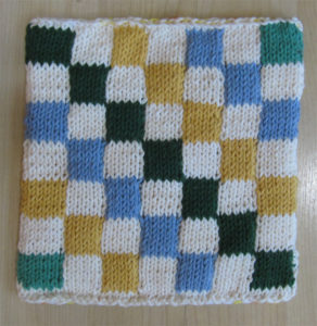 Knitted Placemat Patterns : Knit for Fall   Place mats and Table Runners   21 free patterns   Grandmother...