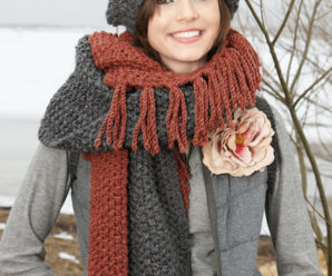 Not Just Your Ordinary Scarf – to Knit – 30 free patterns