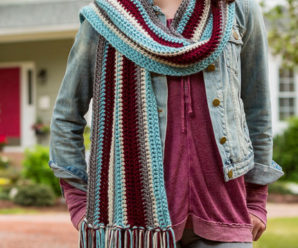 More Super Scarves to Crochet – 21 free patterns