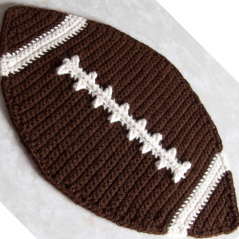 football-placemat