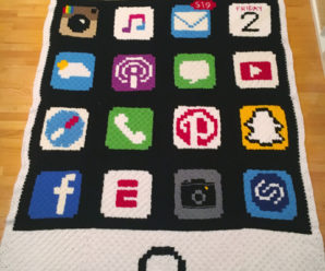 "Reader Request – Crochet ""Graphgan"" (picture afghan) Patterns – free!"
