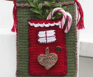 Crochet for Christmas – 33 free patterns from Garn Studio and Drops Design