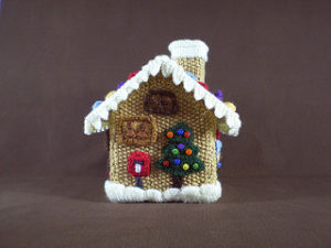 Knit Some Gingerbread for Christmas   free patterns   Grandmothers Patte...