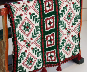 A Few More Christmas Crochet Ideas from Red Heart Yarn – 30 free patterns