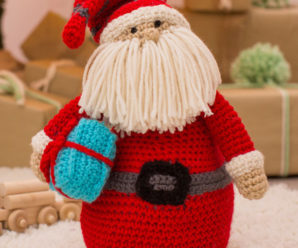 Christmas Crochet from Red Heart Yarn – 28 free patterns