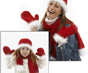 Crochet for Christmas – 31 free patterns from Lion Brand yarn