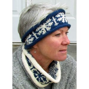 Knitting Pattern Ski Headband : More Ski Bands and Head Warmers to Knit   13 free patterns ...