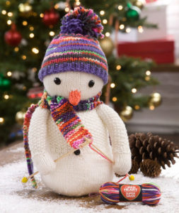 Knit A Snowman 27 Free Patterns Grandmother S Pattern