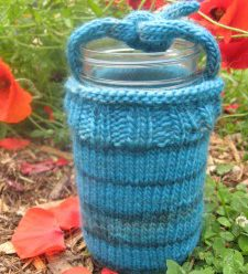 Free Ultimate Gifts in a Jar Recipes E-Book plus 6 More Free Patterns for Crochet Jar Covers – and a Mason Jar Carrier to Knit!
