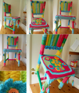 Crochet For Your Home Chairs 12 Free Patterns Grandmother S
