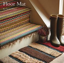 All Sorts of Rugs to Knit! 52 Free Patterns
