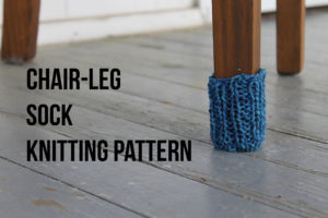 knitting-a-chair-leg-sock