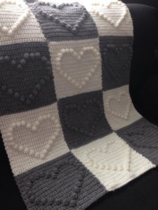 Crochet An Afghan With Heart 17 Free Patterns