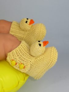 Knit A Duck For Spring Free Patterns Grandmother S