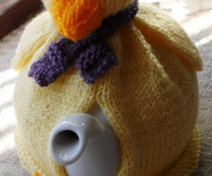 Knit a Duck for Spring – free patterns