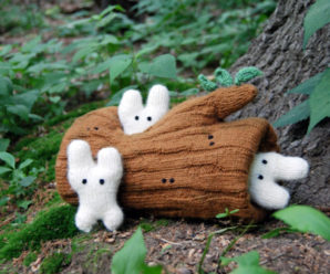 More of Everything Bunnies to Knit for Spring – 24 free patterns