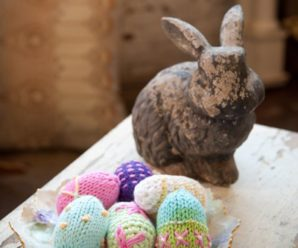 Eggs, Egg Cozies and Easter Baskets to Knit – 25 free patterns