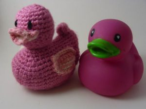 Free Crochet Pattern Duck Booties : Crochet a Duck for Spring ? 23 free patterns ? Grandmother ...