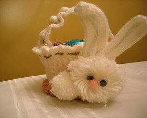 Crochet Easter Baskets, Eggs and Egg Cozies – 21 free patterns