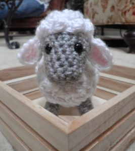 Crochet A Lamb For Spring 29 Free Patterns Grandmothers Pattern