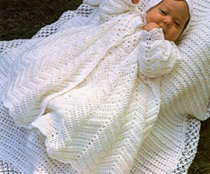 Reader Request – Crochet Christening Gown Patterns – free