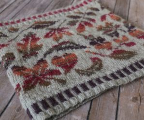 Autumn Leaves to Knit for Fall – free patterns
