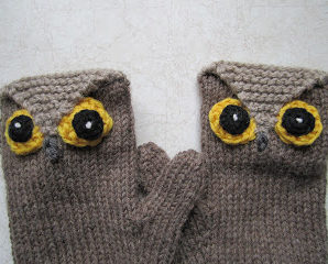 More Owls to Knit for Fall – free patterns
