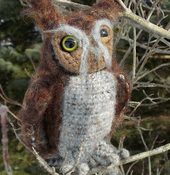 More Owls to Crochet for Fall – 24 free patterns