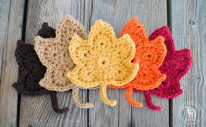 Autumn Leaves To Crochet For Fall 22 Free Patterns