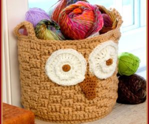 Everything Owls to Crochet for Fall – 24 free patterns