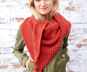 Knit for Autumn and Halloween – 16 free patterns from RedHeart Yarn