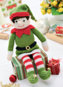 Christmas Elves And Gnomes 18 Free Patterns To Knit