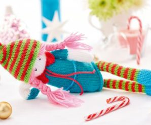 Christmas Elves and Gnomes – 18 free patterns to Knit