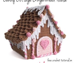 Gingerbread! – 30 free patterns to crochet