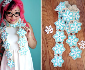 So Many Snowflakes to Crochet – free patterns