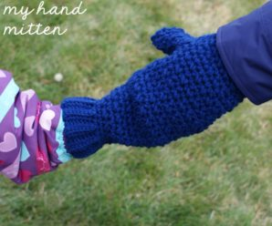 Smittens! Hand-Holding Mittens –  6 free patterns to knit and crochet