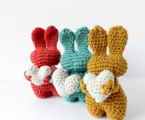 Valentine Crochet – 23 free patterns