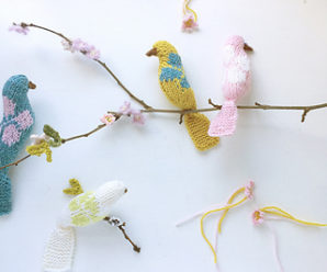 16 Free Patterns for Knitting Birds