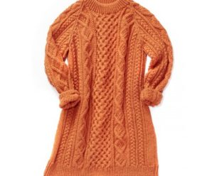 Women's Dresses – 19 free patterns to knit
