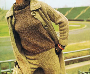 Fun Fashions from the 60's and 70's – free patterns to knit