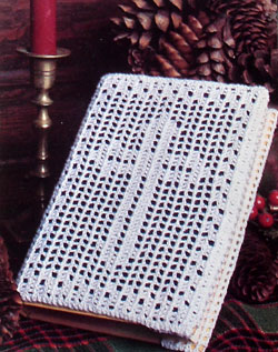 Crochet Bible Cover Patterns Crochet Patterns