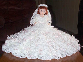 Bride Groom Wedding Amigurumi Love Dolls – Cuitan Dokter | 217x288