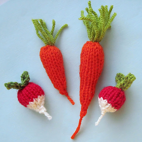 Eat Your Fruits & Veggies Crochet-Along by Twinkie Chan - Creativebug | 500x500