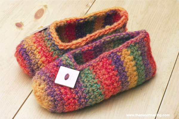 Crochet Slippers for Kids – cute and