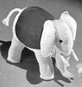 The Sweetest Crochet Elephant Patterns To Try | The WHOot | 300x284