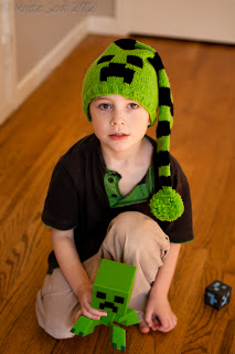 Minecraft Inspired Creeper Crochet Scarf Handmade | eBay | 320x213
