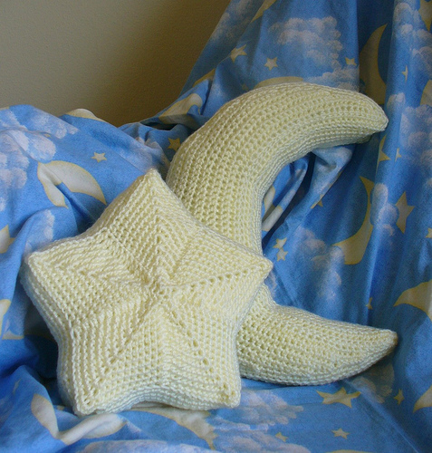 Crochet Star Plush Toys Free Patterns [Instructions] | 500x477
