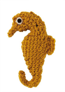23 Free Crochet Patterns: Sea Creatures – Picot Pals | 300x214