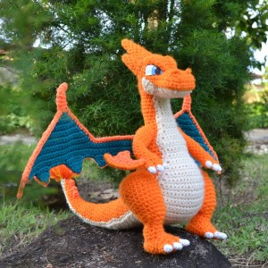 Dragonite I crocheted using a pattern from calaverascocina ... | 300x300